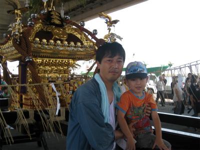 大潮祭り1
