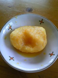 オレンジシャーベット1